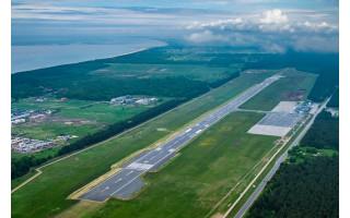 Rugsėjo 6 dieną keleiviams ir orlaiviams vartus užvers Palangos oro uostas – nuo tos dienos jo teritorijoje darbuosis statybinė technika
