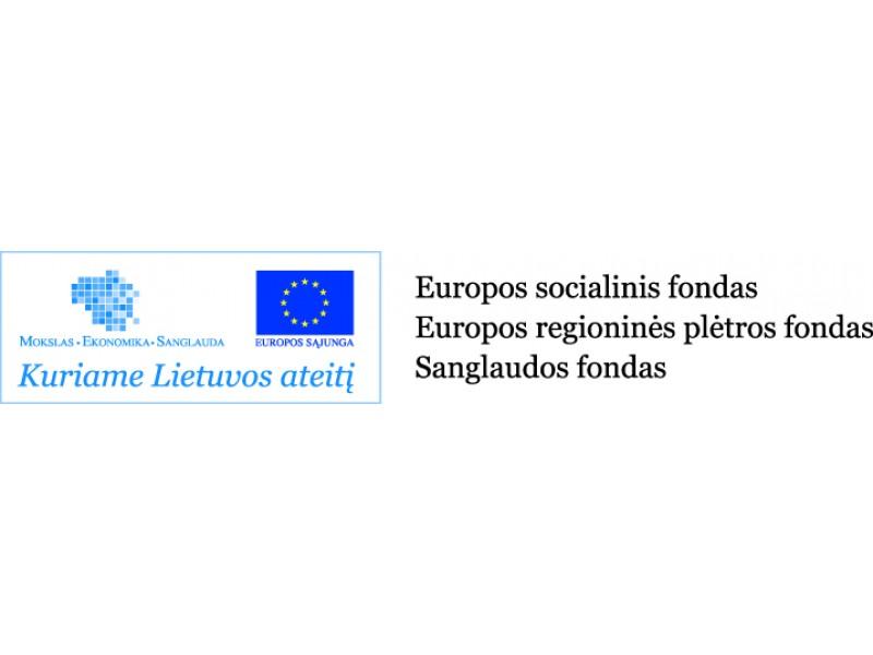 ES struktūrinių fondų dėka buvo sukurta nauja darbo vieta