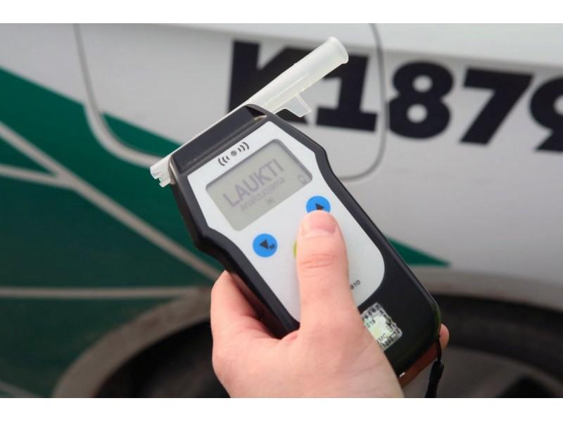 Kovo 19–21 dienomis Palangoje bus vykdomos prevencinės priemonės ir padidintas policijos pareigūnų dėmesys vairuotojų blaivumui