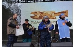 16-oji Stintų šventė pagerbė ne tik žvejus, bet ir žemaičius