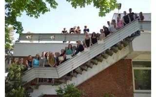 Jaunieji Žemės meno festivalio dalyviai papuošė Palangą