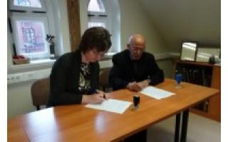 Pasirašyta bendradarbiavimo sutartis