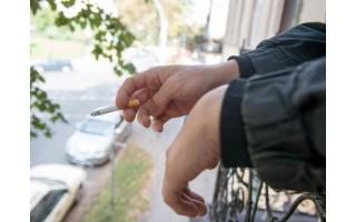 Palangos meras Šarūnas Vaitkus: draudimas rūkyti balkonuose įneš sumaišties ir sukiršins kaimynus