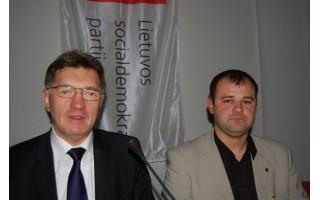 Politinis svorio centras keliasi į Kretingą ir socialdemokratų rankose – stipri korta