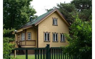 Medinės pajūrio bei kurortų architektūros perlai ir perliukai