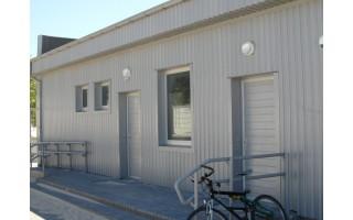 Gelbėjimo stoties tualetai atvėrė duris poilsiautojams