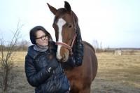 """""""Kiekvienas žirgas – asmenybė, ir dažnai ryškesnė ir mielesnė nei kai kurie žmonės"""""""