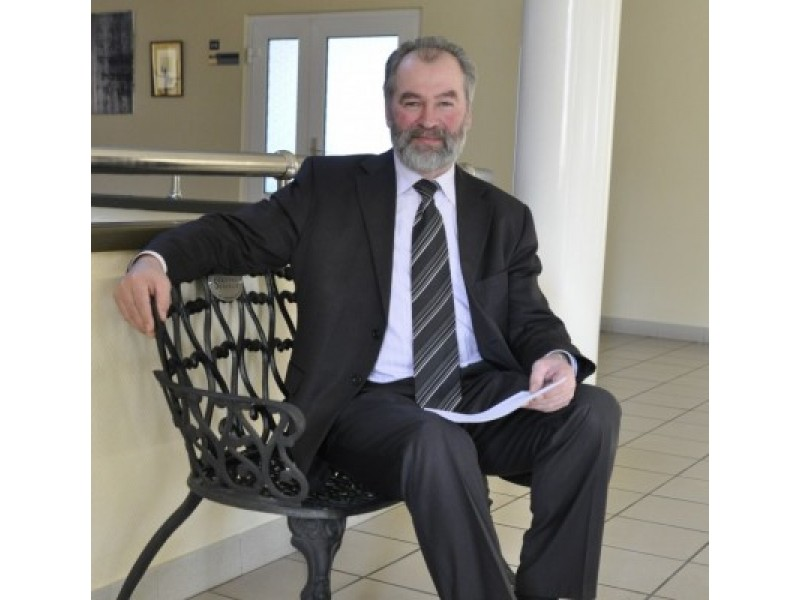 Kretingos rajono meras - konservatorius Juozas Mažeika