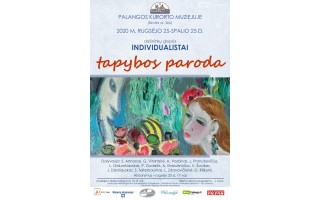 """Palangos kurorto muziejuje atidaroma Lietuvos dailininkų grupės """"Individualistai"""" tapybos paroda"""