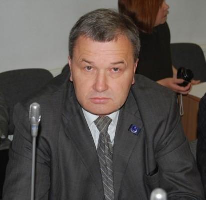 Tarybos narys Aleksandras Jokūbauskas