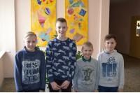 """""""Baltijos"""" mokyklos moksleiviai – šachmatų čempionai"""