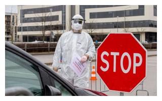 Du paskutiniai COVID-19 nešiotojai palangiškiai šią savaitę pagaliau išgirdo, kad virusą įveikė