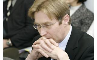 Mirė Tarybos narys Giedrius Šatkauskas