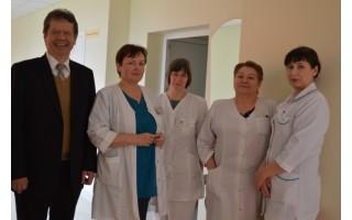 Kretingos ligoninėje – puikios sąlygos būsimoms mamytėms