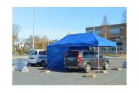 Palangoje darbą pradėjo mobilioji tepinėlių COVID-19 ligos laboratoriniams tyrimams atlikti paėmimo brigada