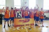 Palangos sporto centro jauniai krepšininkai – Lietuvos čempionai