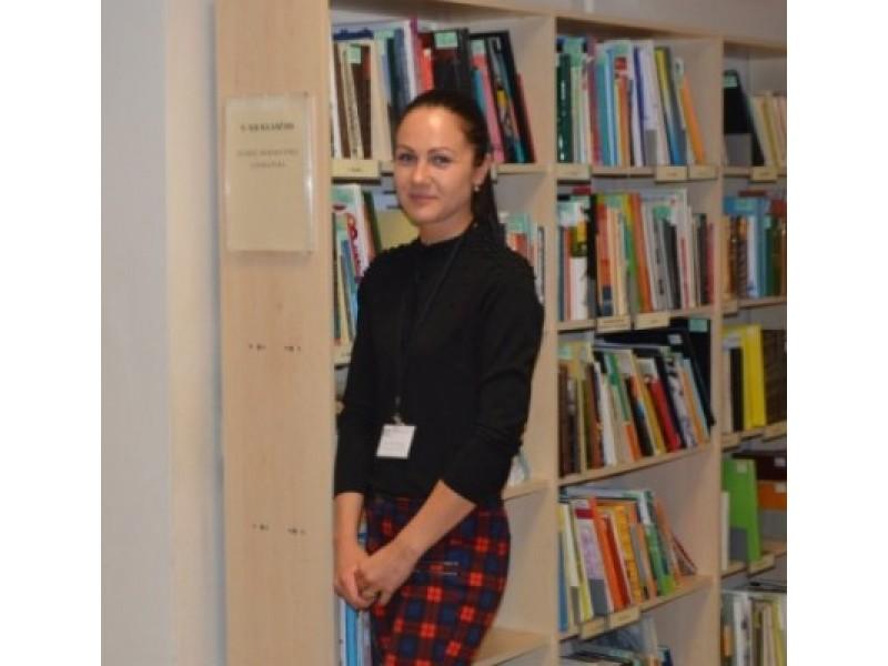L.e.p. Vaikų literatūros skyriaus vedėja Dovilė Venclovaitė nustebo, kad vaikams knyga vis dar labai įdomi.