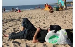Palanga vasarą – benamių ir elgetų rojus