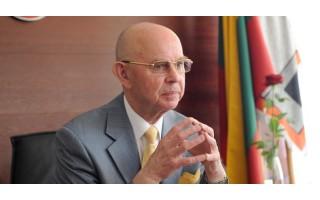 Seimo ir Pasaulio lietuvių bendruomenės komisijos pirmininkas, parlamentaras Antanas Vinkus