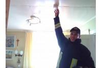 Prieš šildymo sezoną Palangos ugniagesių gelbėtojų perspėjimai ir patarimai