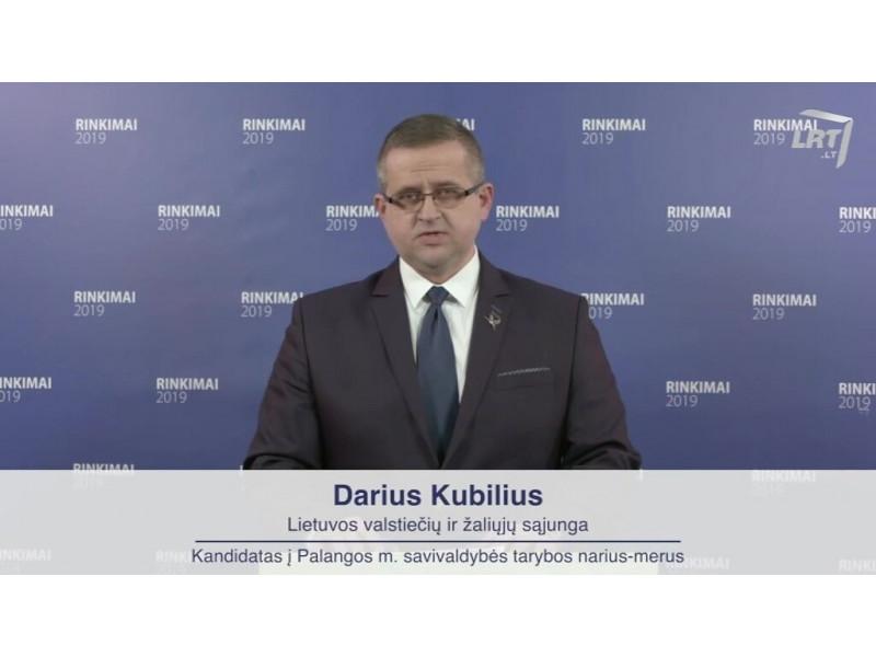 Iki šiol D. Kubiliaus nevertino ir Lietuvos valstiečių ir žaliųjų sąjunga (LVŽS)