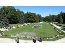 Birutės parkas ir Gintaro rūmai toliau rekonstruojami.