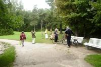 Palangos Birutės parke tęsiami restauracijos darbai