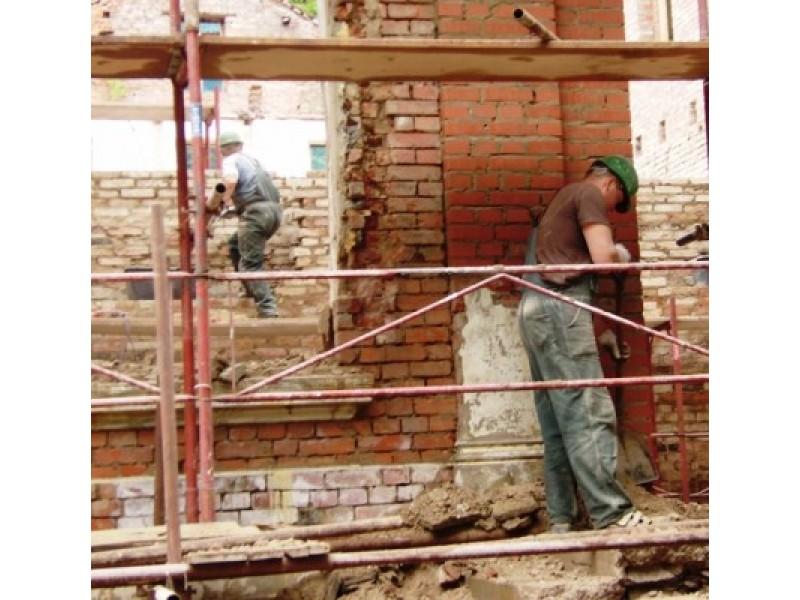 Palangos kurhauzo restauracija – sparčiau nei planuota