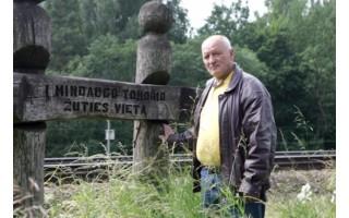 """Pasaulio lietuvių vienybės karūnos autorius: """"Palanga man reiškia susipažinimą su jūra"""""""