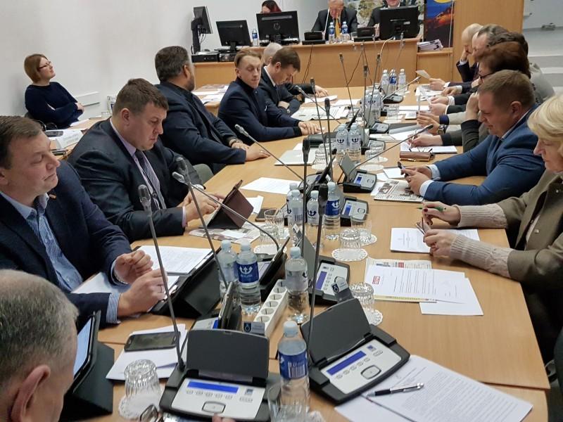 Antradienį įvyko miesto savivaldybės Tarybos posėdis.