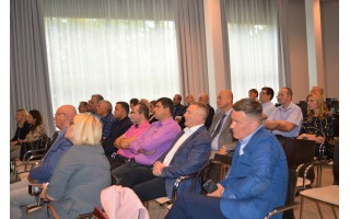 Palangoje vyko Lietuvos savivaldybių komunalinių įmonių asociacijos tarybos posėdis