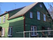 """Rangos darbus daugiabučiam namui adresu J. Biliūno g. 9 nupirkusi UAB """"Eirta"""" jau šį mėnesį pradėjo darbus nelaukdama kredito sutarties, taip parodydama pasitikėjimą UAB """"Palangos komunalinis ūkis."""""""