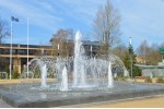 Palangiškius ir vėl džiugina muzikinis fontanas