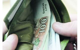 Miesto politikai savo pinigines atvėrė visuomenei