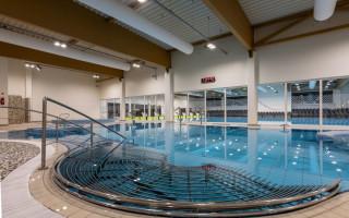 Palangos baseinas pasiruošęs svečius priimti nuo birželio 1 dienos