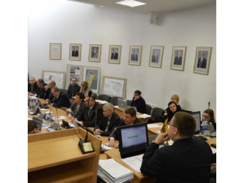 Miesto Taryboje – dar viena politinė rokiruotė