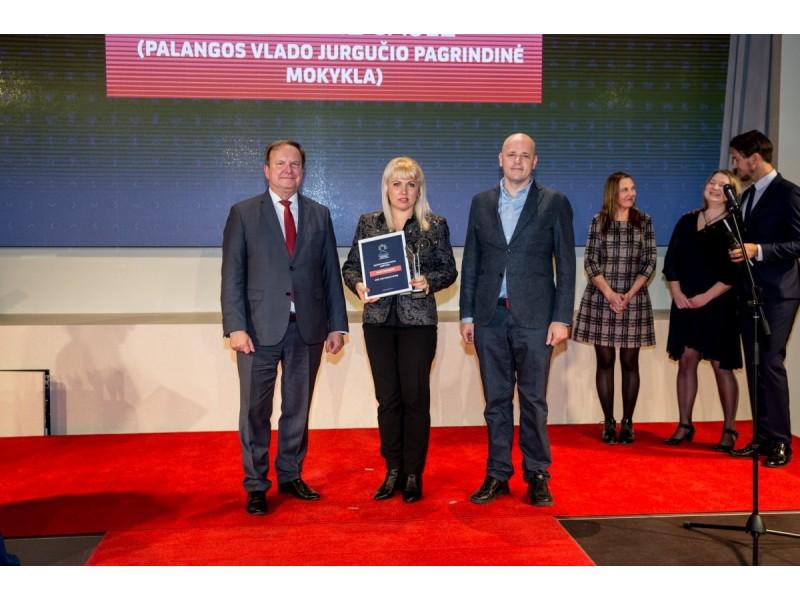 Saulė Paulikienė - geriausia fizikos mokytoja Lietuvoje