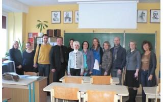 """Ugdymas karjerai: """"Baltijos"""" dešimtokai planavo ateities žingsnius"""