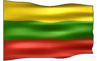 Nepamirškime iškelti valstybinės vėliavos