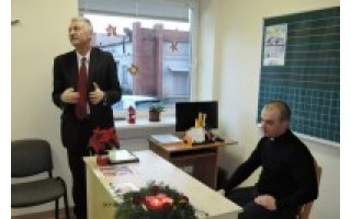"""Palangos sanatorinėje mokykloje – """"Metų knygos rinkimų 2015"""" renginių ciklas"""