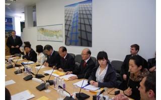 Korėjiečiai apsižvalgė, palinksėjo, bet dėl investicijų apsispręs vėliau