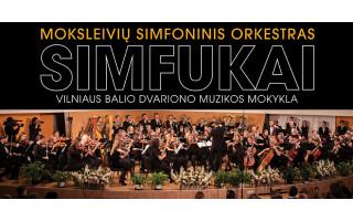 """""""Simfukai"""" surengs labdaros koncertą rugsėjo 10 d. ,19.00 val., Palangos Švč. Mergelės Marijos Ėmimo į dangų bažnyčioje"""