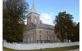 Būtingės evangelikų liuteronų bažnyčia netrukus atgims