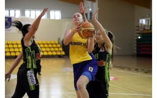 """Dovilė Štrimaitytė: """"Krepšinis yra sporto šaka, kuri atveria labai daug galimybių"""""""