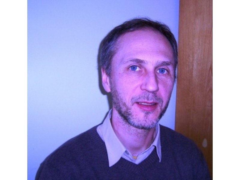 Lietuvos sveikatos mokslų universiteto (LSMU) Elgesio medicinos instituto gydytojas psichiatras-psichoterapeutas Žilvinas Kunigėlis.