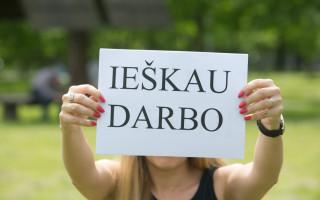 Rugsėjo 1 dieną nedarbas Palangoje siekė 9,1 procento, o visoje Lietuvoje – 12,2 procento