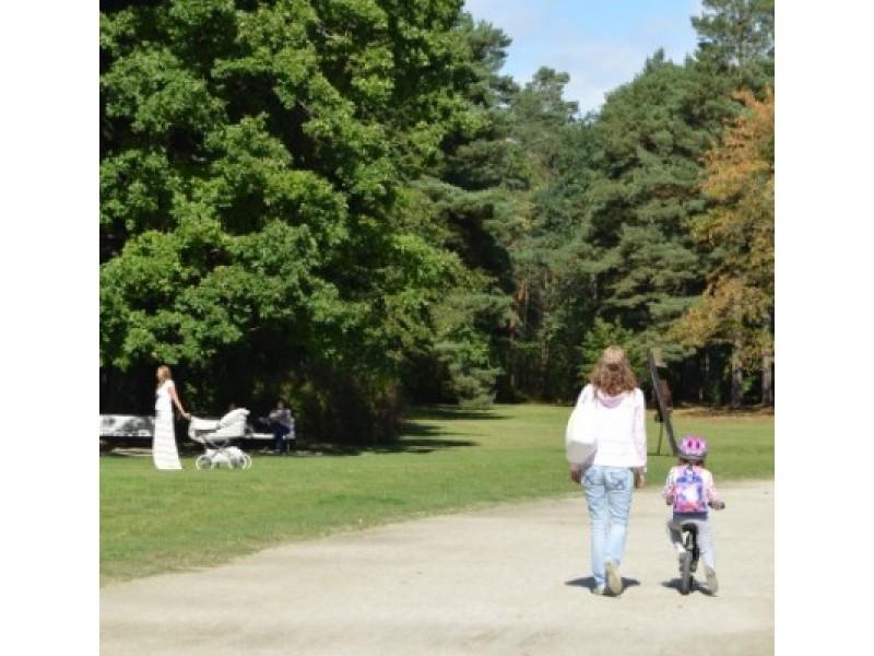 Rugsėjis į Palangos Birutės parką pasibels su istoriją menančiais laiškais