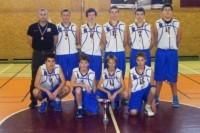 Palangiškių  vaikinų pergalė Siguldoje