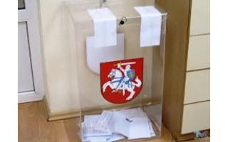 VRK Palangoje panaikino Vilniaus Nr. 4 ir Kauno Nr. 6 rinkimų apylinkes