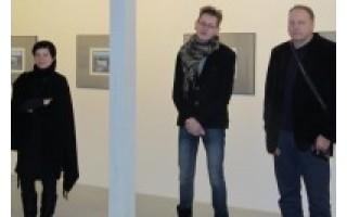 A.Mončio muziejuje – keturi keturių fotomenininkų žvilgsniai